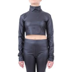 Abbigliamento Donna Maglioni Kappa 304nq50 Nero