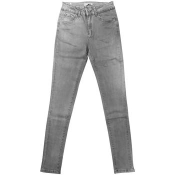Abbigliamento Donna Jeans slim By La Vitrine jeans gris RW868 Grigio