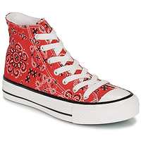 Scarpe Donna Sneakers basse André HEAVEN Rosso