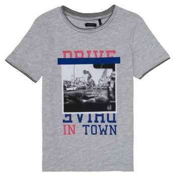 Abbigliamento Bambina T-shirts a maniche lunghe Ikks ILIA Grigio