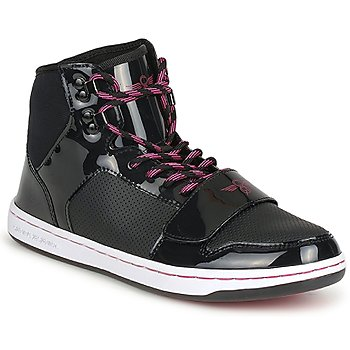 Scarpe Donna Sneakers alte Creative Recreation W CESARIO Nero