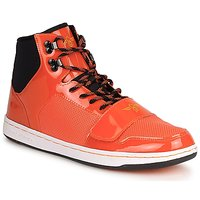 Scarpe Donna Sneakers alte Creative Recreation W CESARIO Arancio