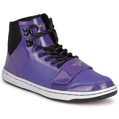 Creative Recreation W CESARIO Viola Scarpe Sneakers alte Donna 42,50