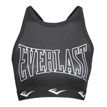 Abbigliamento Donna Reggiseno sportivo Everlast DURAN Nero / Bianco
