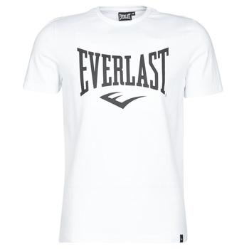 Abbigliamento Uomo T-shirt maniche corte Everlast EVL LOUIS SS TS Bianco