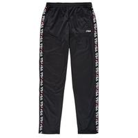 Abbigliamento Unisex bambino Pantaloni da tuta Fila FABIANO Nero
