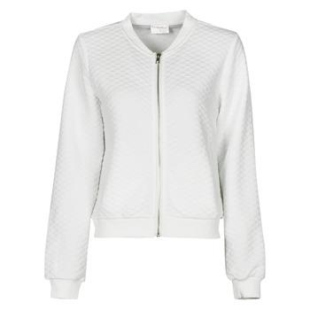 Abbigliamento Donna Felpe Moony Mood CHUCK Bianco