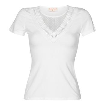 Abbigliamento Donna Top / Blusa Moony Mood DURINO Bianco