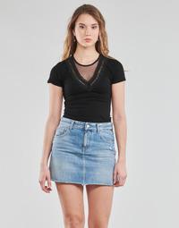 Abbigliamento Donna Top / Blusa Moony Mood DALINA Nero