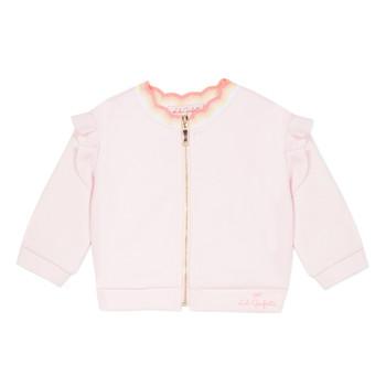 Abbigliamento Bambina Giacche / Blazer Lili Gaufrette NANI Rosa