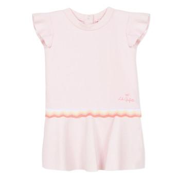 Abbigliamento Bambina Abiti corti Lili Gaufrette NARITTE Rosa