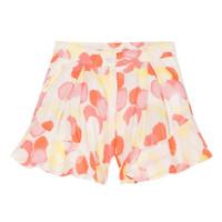Abbigliamento Bambina Shorts / Bermuda Lili Gaufrette LORIA Multicolore