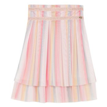 Abbigliamento Bambina Gonne Lili Gaufrette BENIENE Multicolore