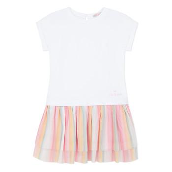 Abbigliamento Bambina Abiti corti Lili Gaufrette MOLLY Multicolore