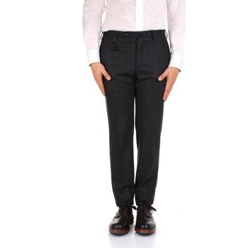 Abbigliamento Uomo Pantaloni da completo Incotex 1AT091 1721T Grigio
