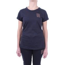 Abbigliamento Donna T-shirt maniche corte Energetics 294564 Maniche Corte Donna Nero Nero
