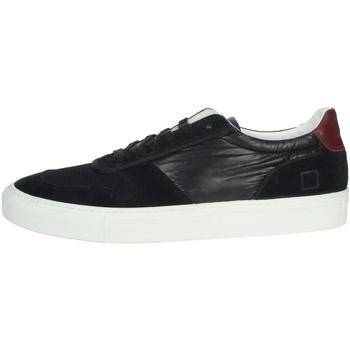 Scarpe Uomo Sneakers basse Date E20-175 NERO
