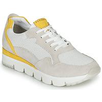Scarpe Donna Sneakers basse Marco Tozzi 2-23754 Bianco / Giallo