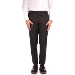 Abbigliamento Uomo Pantaloni da completo Incotex 1AT030 1010T Marrone