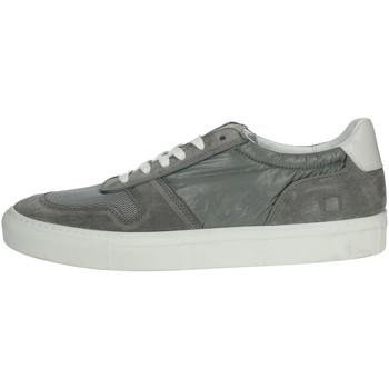 Scarpe Uomo Sneakers alte Date COURT-1E GRIGIO