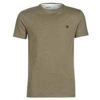 Abbigliamento Uomo T-shirt maniche corte Timberland SS DUNSTAN RIVER CREW TEE Kaki