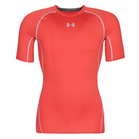 Abbigliamento Uomo T-shirt maniche corte Under Armour UA HEATGEAR ARMOUR Rosso
