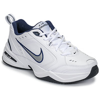 Scarpe Uomo Sneakers basse Nike AIR MONARCH IV Bianco / Grigio