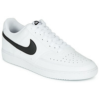Scarpe Uomo Sneakers basse Nike COURT VISION LOW Bianco / Nero