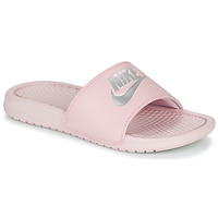 Scarpe Donna ciabatte Nike BENASSI JUST DO IT Rosa