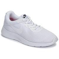 Scarpe Donna Sneakers basse Nike TANJUN Bianco