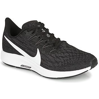 Scarpe Donna Running / Trail Nike ZOOM PEGASUS 36 Nero / Bianco