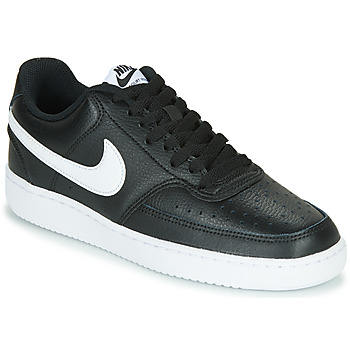 Scarpe Donna Sneakers basse Nike COURT VISION LOW Nero
