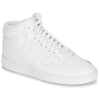 Scarpe Donna Sneakers basse Nike COURT VISION MID Bianco