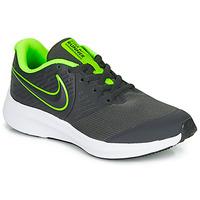 Scarpe Bambino Multisport Nike STAR RUNNER 2 GS Nero / Verde