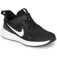 Scarpe Unisex bambino Multisport Nike REVOLUTION 5 PS Nero / Bianco
