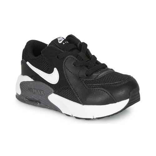 Scarpe Unisex bambino Sneakers basse Nike AIR MAX EXCEE TD Nero / Bianco