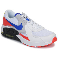 Scarpe Unisex bambino Sneakers basse Nike AIR MAX EXCEE GS Bianco / Blu / Rosso