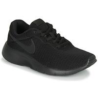 Scarpe Unisex bambino Sneakers basse Nike TANJUN GS Nero