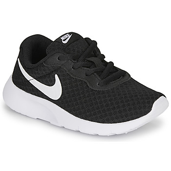 Scarpe Unisex bambino Sneakers basse Nike TANJUN PS Nero / Bianco