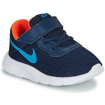 Scarpe Bambino Sneakers basse Nike TANJUN TD Blu