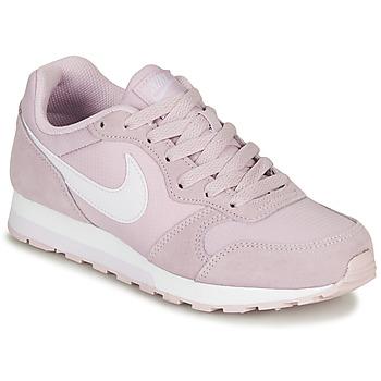 Scarpe Bambina Sneakers basse Nike MD RUNNER 2 PE GS Rosa