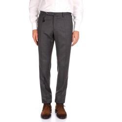 Abbigliamento Uomo Pantaloni da completo Incotex 1AT030 1394T Grigio