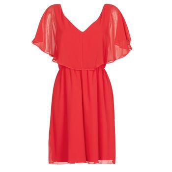 Abbigliamento Donna Abiti corti Naf Naf LAZALE Rosso