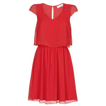 Abbigliamento Donna Abiti corti Naf Naf NEW JOEY Rosso