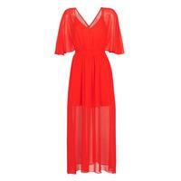 Abbigliamento Donna Abiti lunghi Naf Naf CAMILLE R1 Rosso