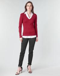 Abbigliamento Donna Pantaloni 5 tasche Morgan PETRA Nero