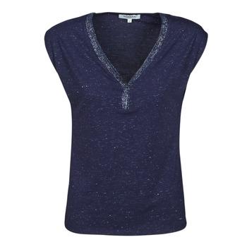 Abbigliamento Donna T-shirt maniche corte Morgan DMAYA Marine