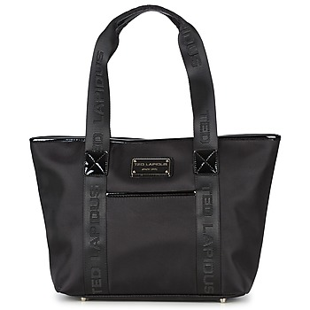 Borse Donna Tote bag / Borsa shopping Ted Lapidus TONIC Nero