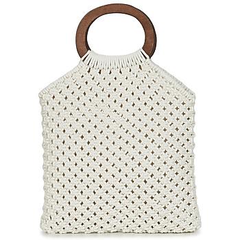 Borse Donna Tote bag / Borsa shopping André GIULIA Beige