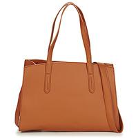 Borse Donna Tote bag / Borsa shopping André MATHILDA Camel